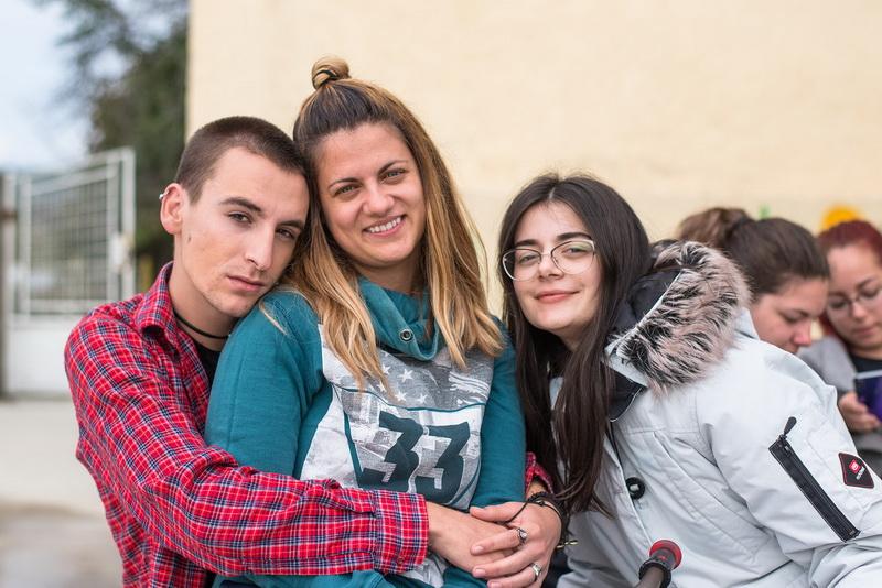 Shiny Macedonian Crew
